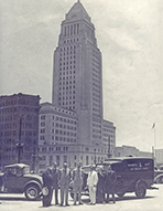 Los Angeles City Hall 1930s