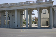 MGM Studio, Culver City 2007